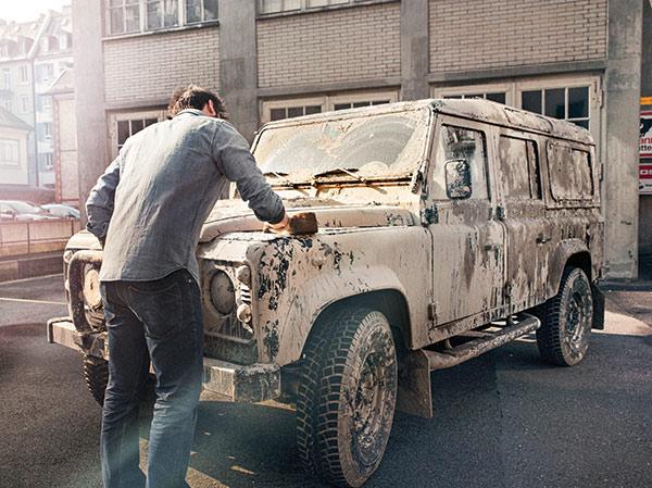 Auto-waschen